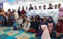 Bank Muamalat Jayapura Salurkan Pangan untuk Dhuafa