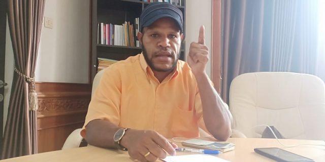 Komisi III DPRP Sebut PHK Salah Satu Karyawan Bank Papua Cabang Ilaga Langgar Aturan