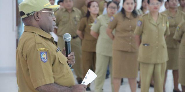 Staf Dan Tenaga Medis, Diajak Berikan Pelayanan Terbaik