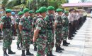 Apel Gelar Pasukan Ops Zebra Matoa 2019 Kapolres Yapen Pinta Anggota Kedepankan 3S