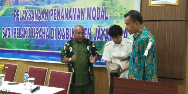 LKPM Dibutuhkn Guna Memantau Iklim Investasi di Kabupaten Jayapura