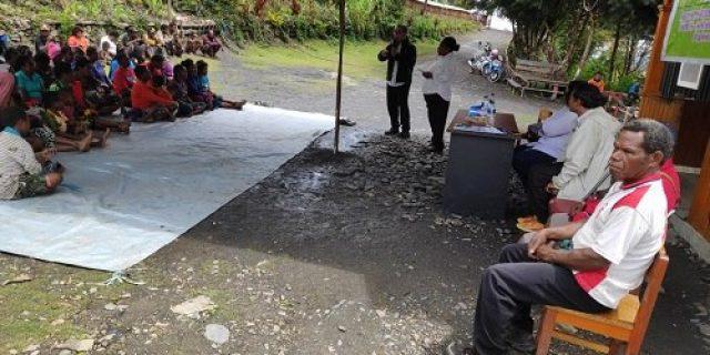 BPJS Kesehatan Edukasi Masyarakat Kampung Wandanggobak Tentang Program JKN – KIS