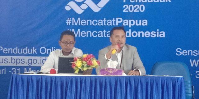 Ketimpangan Gini Ratio Papua Sebesar 0,391
