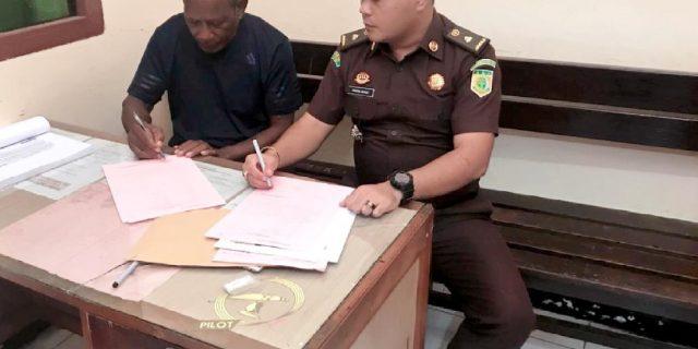 Terlibat Kampanye, Oknum Kepala Kampung di Waropen Diproses Hukum