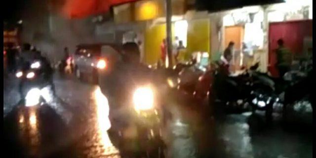 Belasan Ruko di Kota Jayapura Ludes Dilahap Api