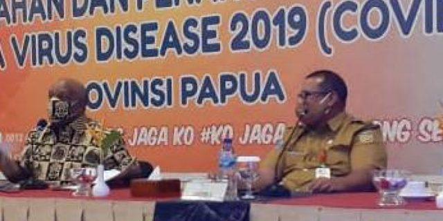 RSUD Jayapura Diminta Tak Tangani OTG