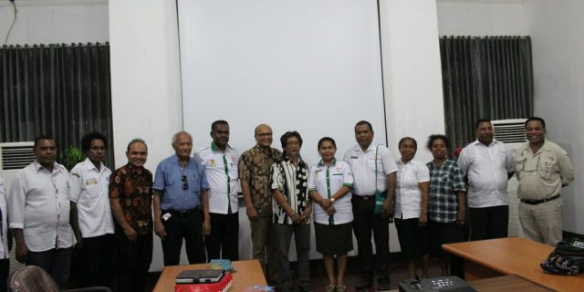 FGD Poject KOMDA PIPB di KPHP Kepulauan Yapen