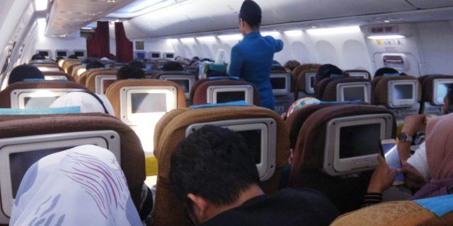Garuda Indonesia Siapkan 1.024 Kursi untuk 7 Destinasi