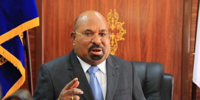 Gubernur: PON Itu Agenda Negara Bukan Agenda Daerah