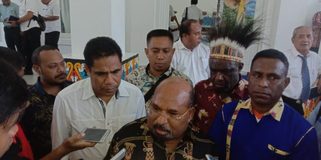 Gubernur: Semua Warga Papua Merupakan Warga Negara Indonesia