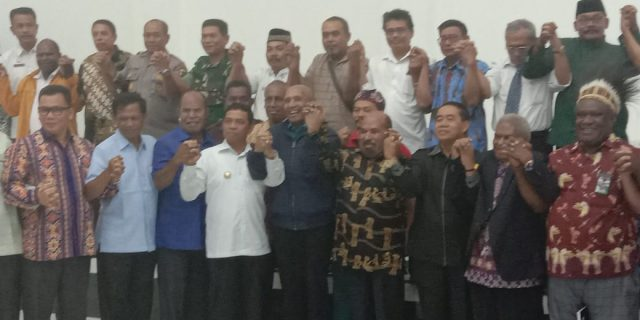 Gubernur Minta 28 Pelaku Demo Anarkis Diproses di Papua