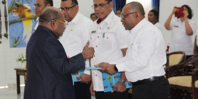 Gubernur Soroti Kinerja OPD Dalam Persiapkan Pelaksanaan PON