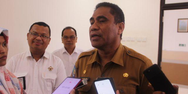 Pelantikan 33 Kepala OPD Masih Tunggu Kehadiran Gubernur