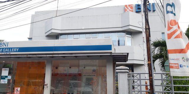 Transaksi di BNI Jayapura Capai 90 Persen Selama Lebaran