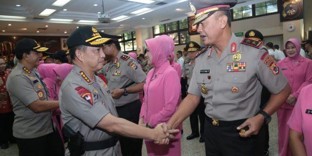 Kapolda Papua Naik Pangkat Menjadi Inspektur Jenderal