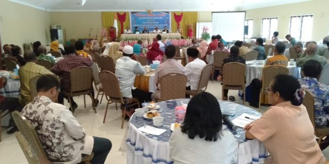 MRP Pokja Agama Dengar Pendapat Lintas Agama Antisipasi Radikalisme