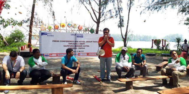 Empat Pilar Binaan Program Kampung Berseri Astra