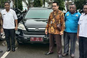 Pemprov Papua Tarik 49 Mobil Dinas