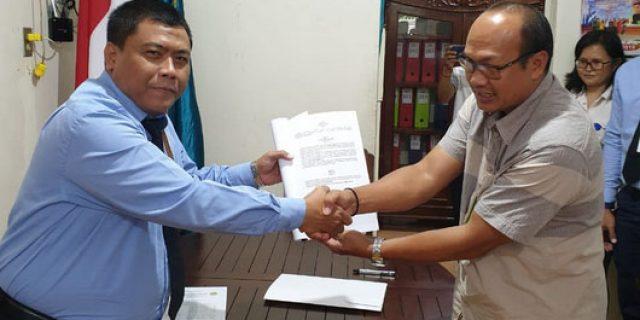 Kanwil DJP Papua Kerjasama dengan Dunia Pendidikan