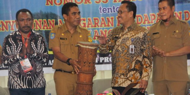 Kemendagri Diharapkan Dampingi Papua Revisi UU Otsus