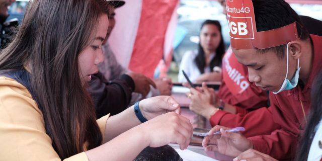 Telkomsel Siagakan Combat Fun dan Optimalkan Network di Festival Lembah Baliem 2019