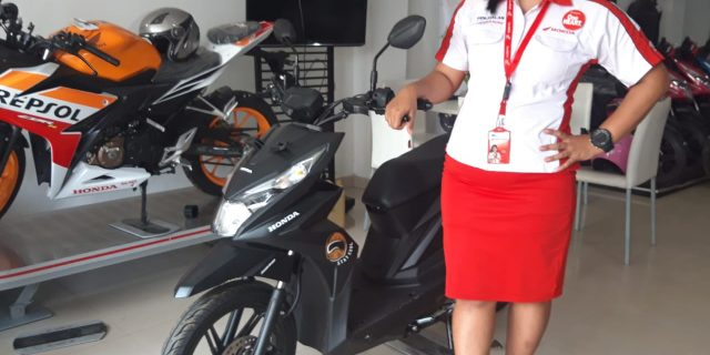 Penjualan Sepeda Motor Honda di Papua Tumbuh 30 Persen