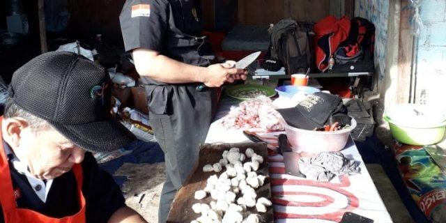 ICA Papua Peduli Korban Rusuh Wamena