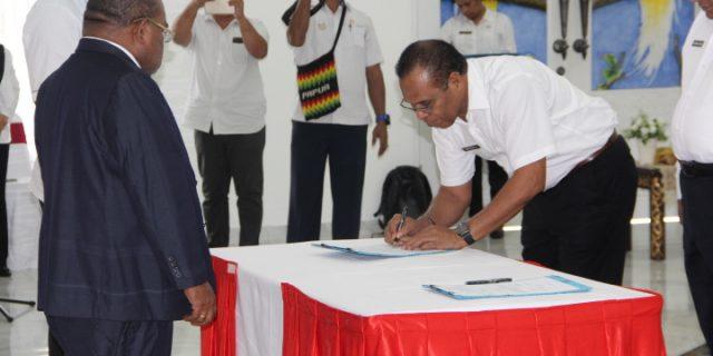 Percepat Kesiapan Pelaksanaan PON, Gubernur Ganti Kadis Orda