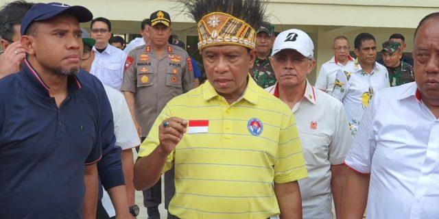Pangdam Harapkan Dukungan Masyarakat Bantu TNI-Polri Amankan PON