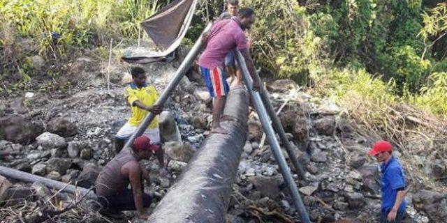 Dirut PDAM : Pelayanan Air Bersih di Kabupaten Jayapura Belum Optimal