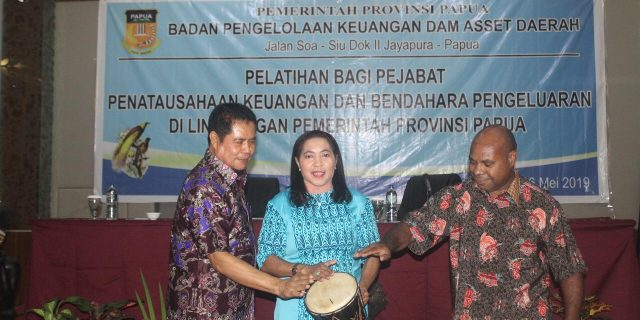 Wujudkan Keuangan Daerah Transparan, Pemprov Lakukan Pelatihan